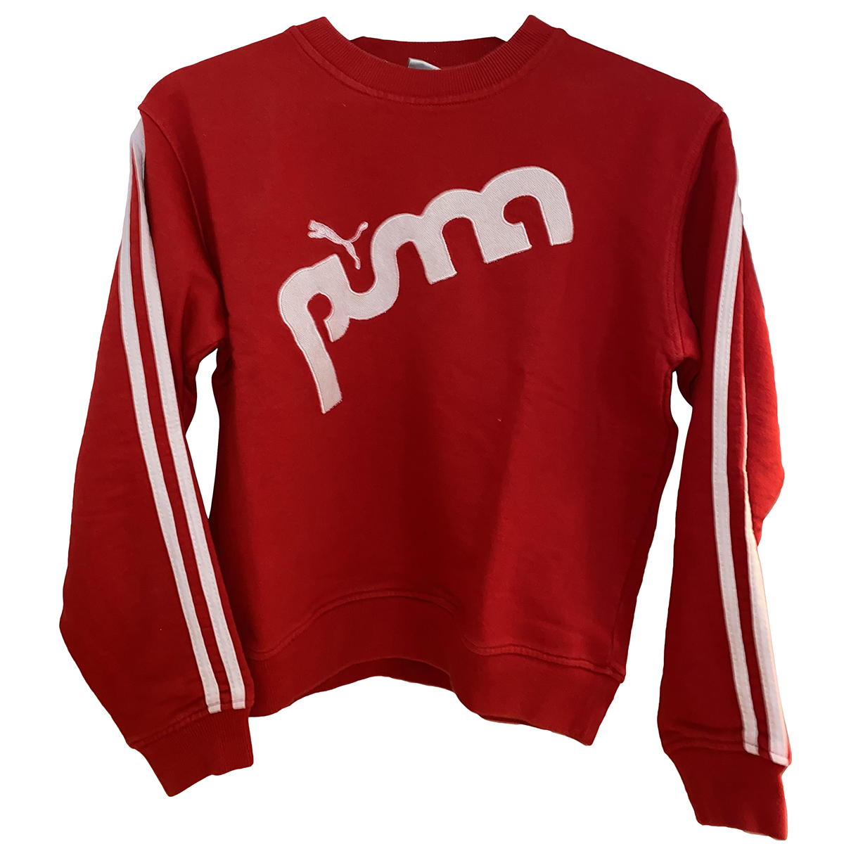 Puma N Red Cotton Knitwear for Women S International