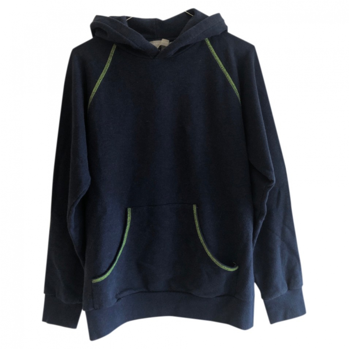Gosha Rubchinskiy \N Pullover.Westen.Sweatshirts  in  Blau Baumwolle