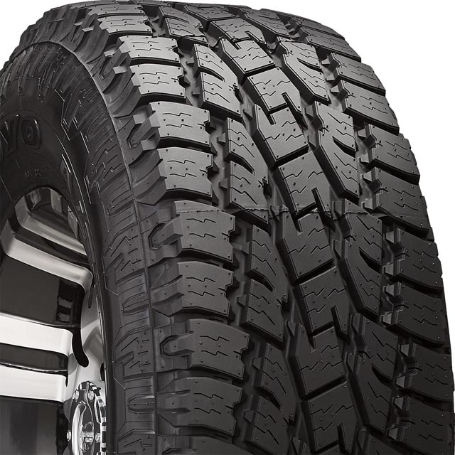 Toyo 352120 Tire Open Country A/T II Tire P 245/75 R16 109S SL BSW