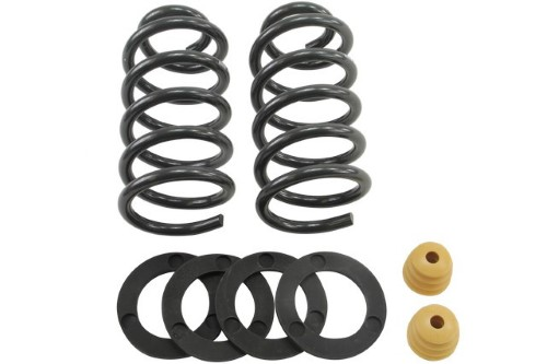 Belltech 12464 1 or 2in Drop Coil Spring Set Chevrolet Silverado | GMC Sierra Std Cab 2007-2017