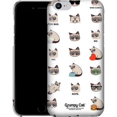 Apple iPhone 6s Plus Smartphone Huelle - Grumpy Cat Pattern von Grumpy Cat