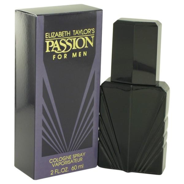 Passion - Elizabeth Taylor Eau de Cologne Spray 60 ML