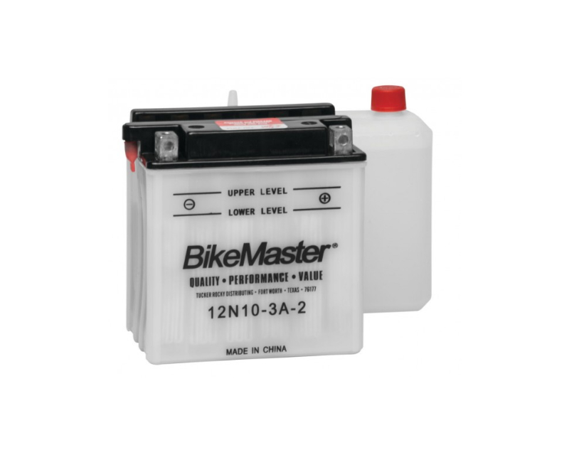 Bikemaster Bb18l-a Conventional Motorcycle Battery