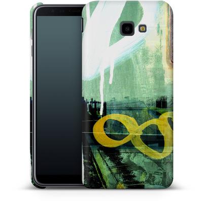 Samsung Galaxy J4 Plus Smartphone Huelle - Bees Urbanalley von Brent Williams
