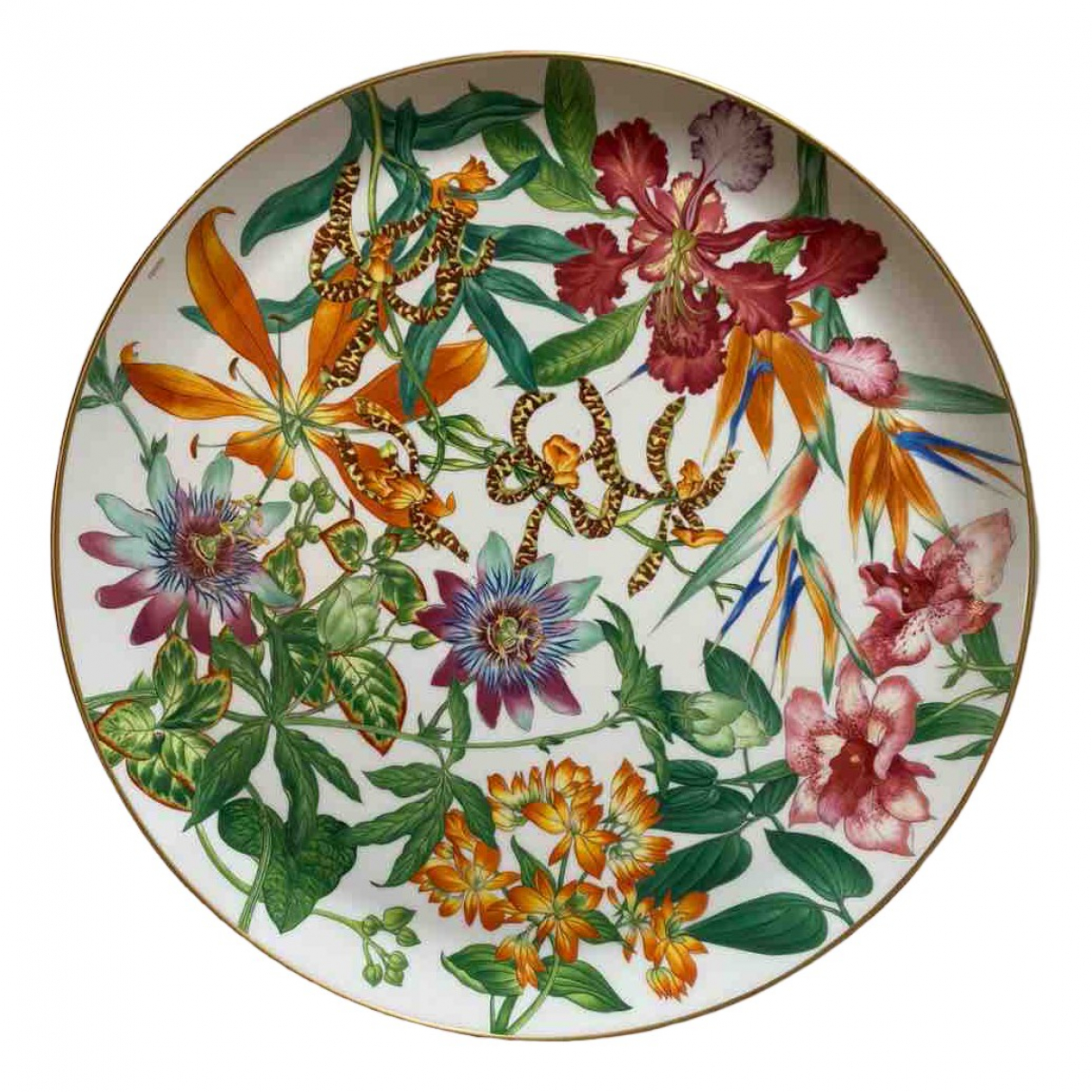 Hermes - Arts de la table   pour lifestyle en porcelaine - multicolore
