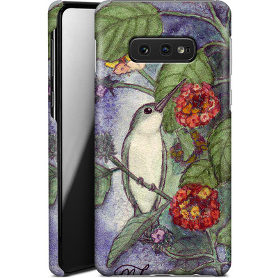 Samsung Galaxy S10e Smartphone Huelle - Mary Layton - Flying birds von TATE and CO