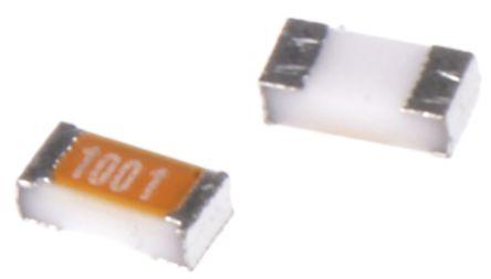 Vishay TFPT0603L1001FV Thermistor, 0603 (1608M) 1kΩ, 1.6 x 0.85 x 0.45mm