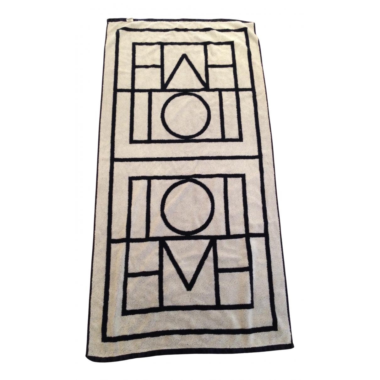 Toteme - Linge de maison   pour lifestyle en coton - marine