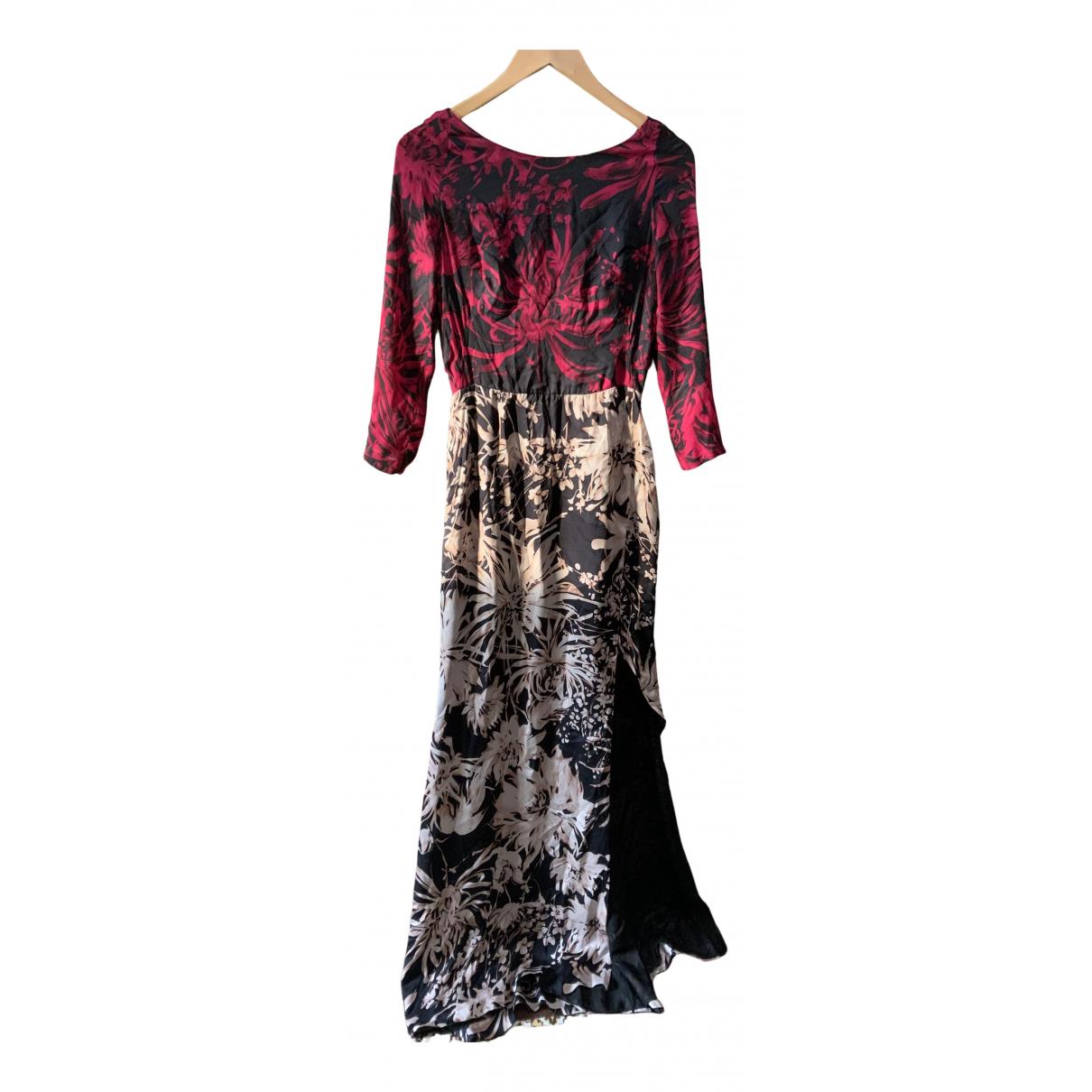 Francesco Scognamiglio \N Kleid in  Rot Synthetik