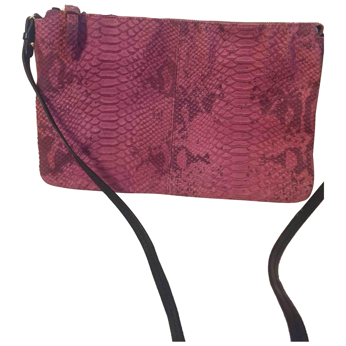 Bolsos clutch en Sintetico Rosa Zara