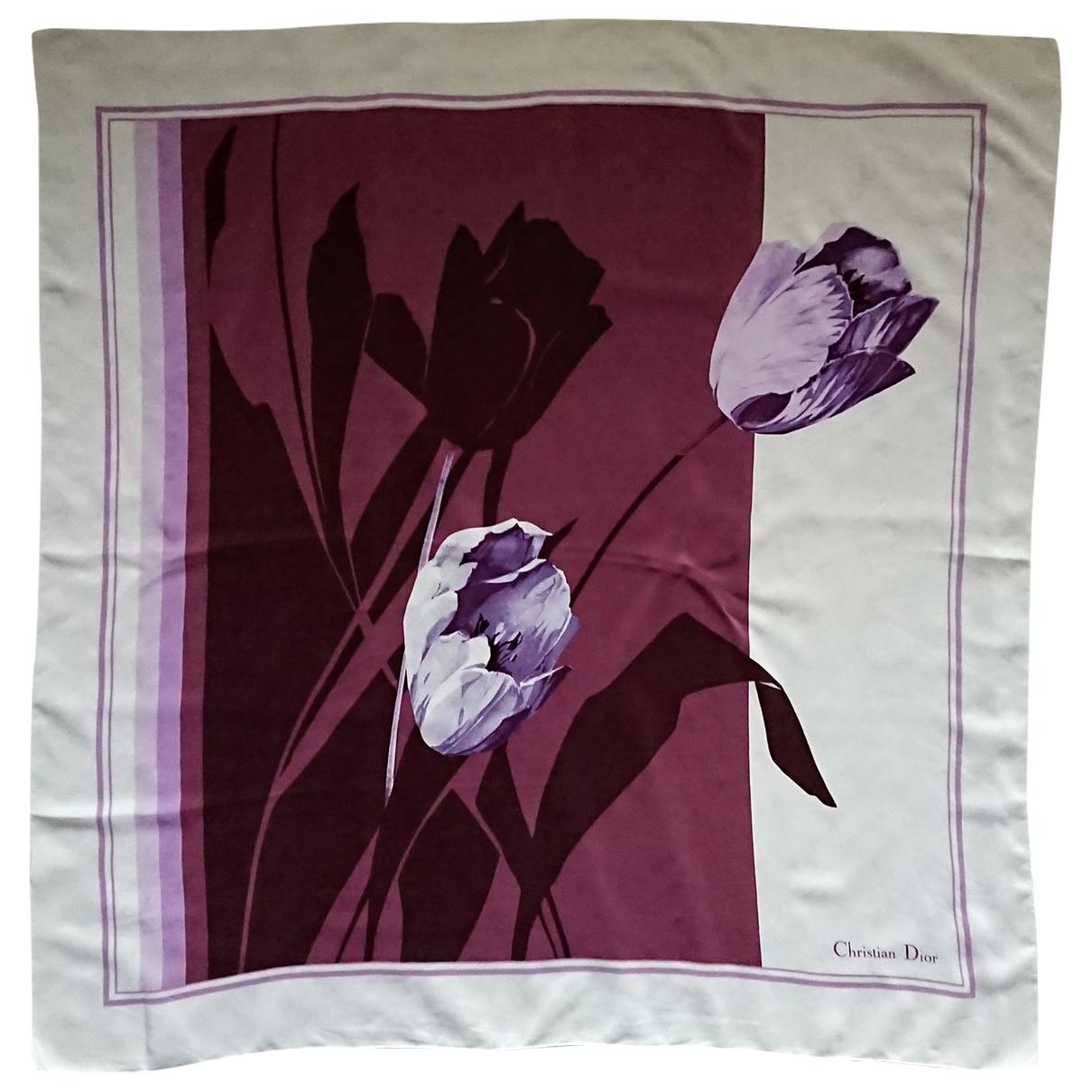Dior - Foulard   pour femme en soie