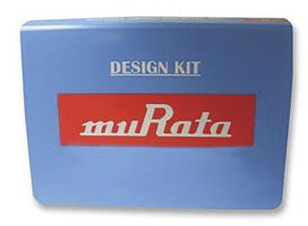 Murata Capacitor Kit GRM 01005 Class 1 Tight To