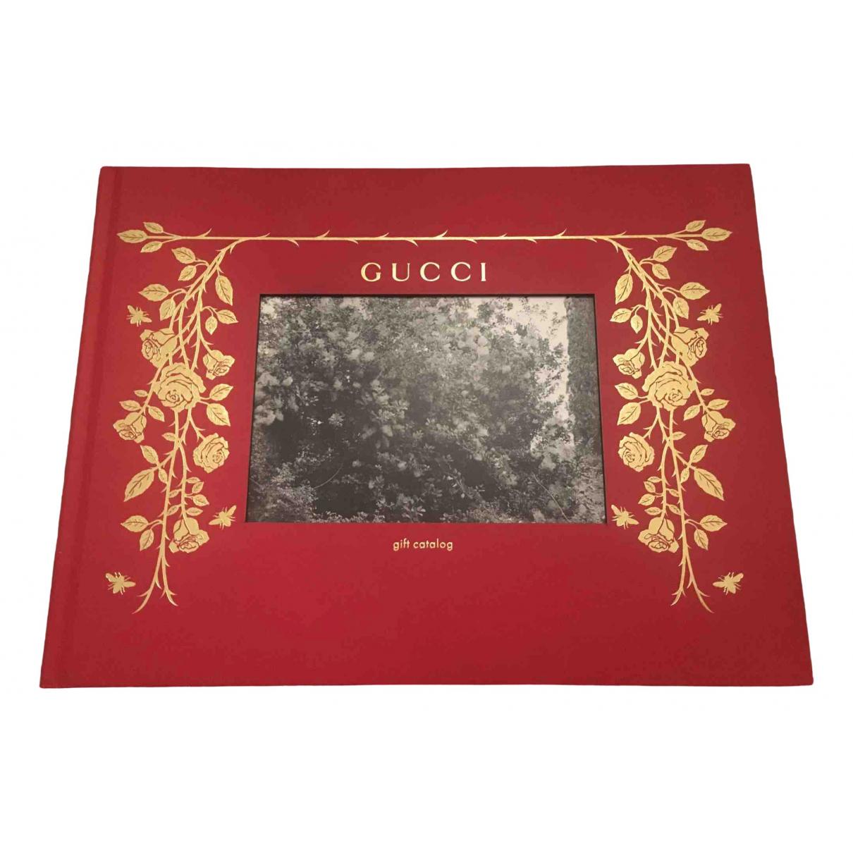 Gucci - Mode   pour lifestyle en coton - rouge