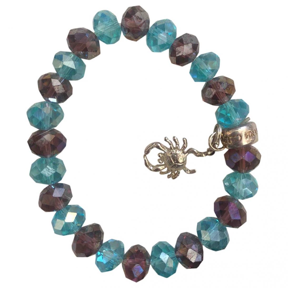 Thomas Sabo - Bracelet   pour femme en perles - bleu