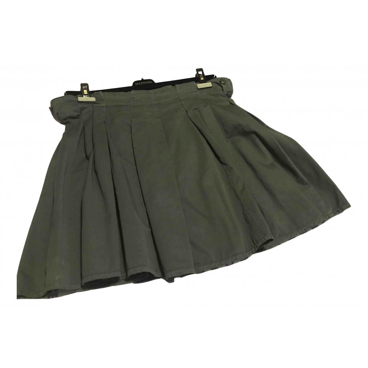 Armani Jean - Jupe   pour femme en coton - vert