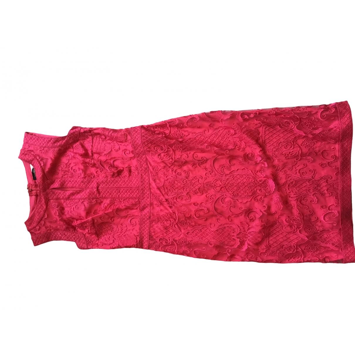 Tadashi Shoji \N Kleid in  Rosa Polyester
