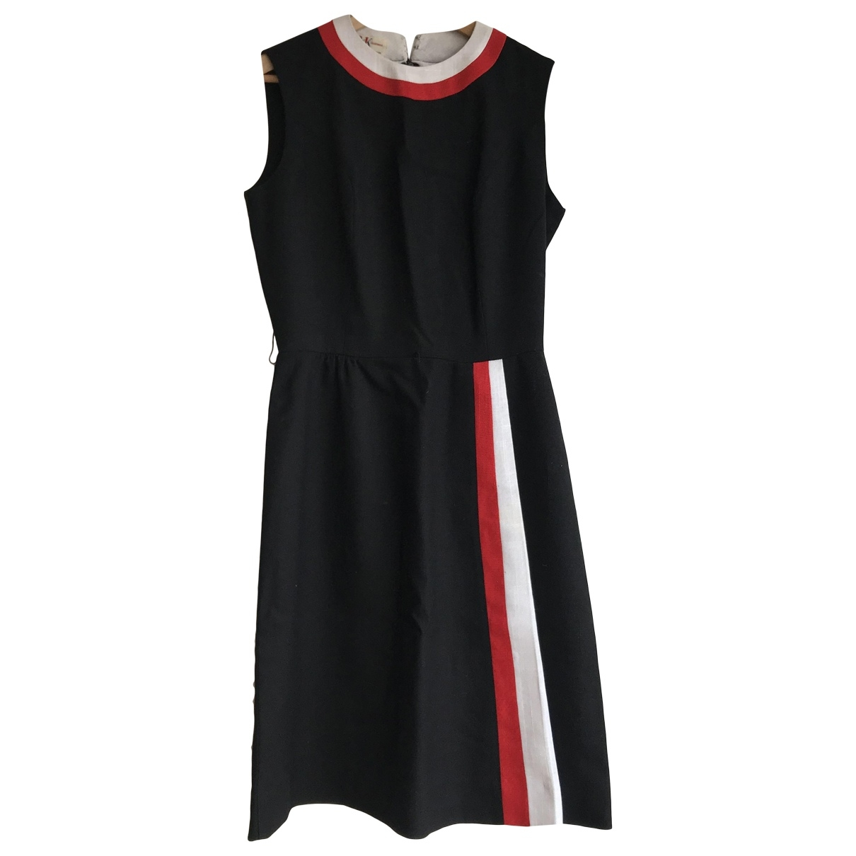 Non Signé / Unsigned \N Navy dress for Women 6 UK