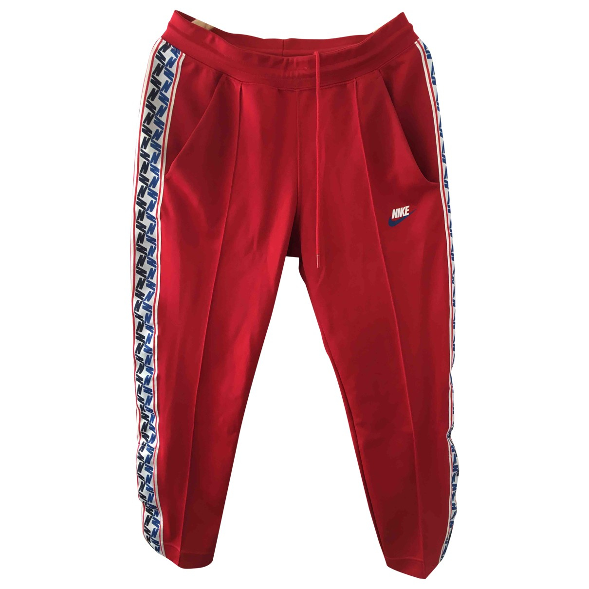 Nike \N Red Trousers for Men M International