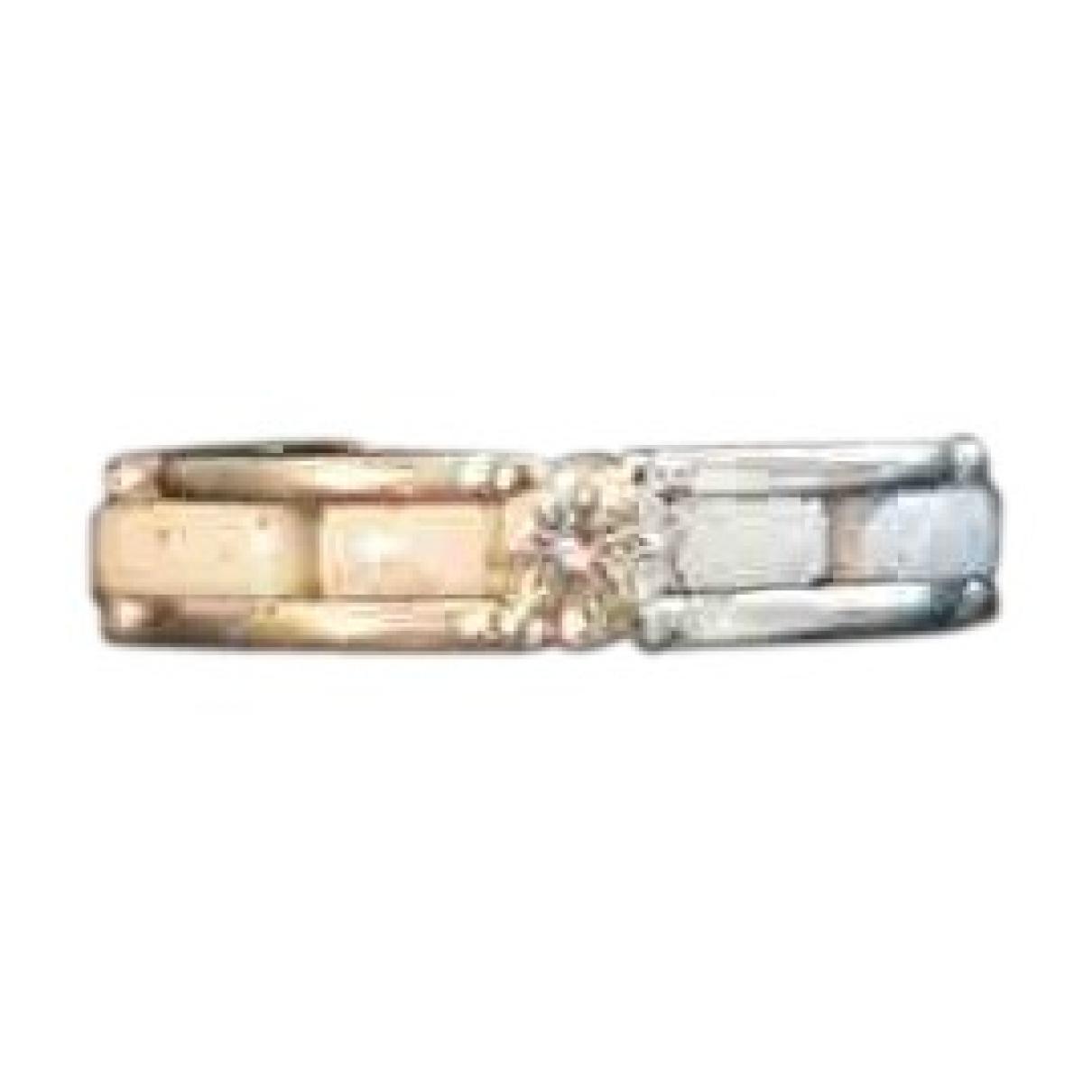 Chanel Ultra Ring in  Weiss Keramik
