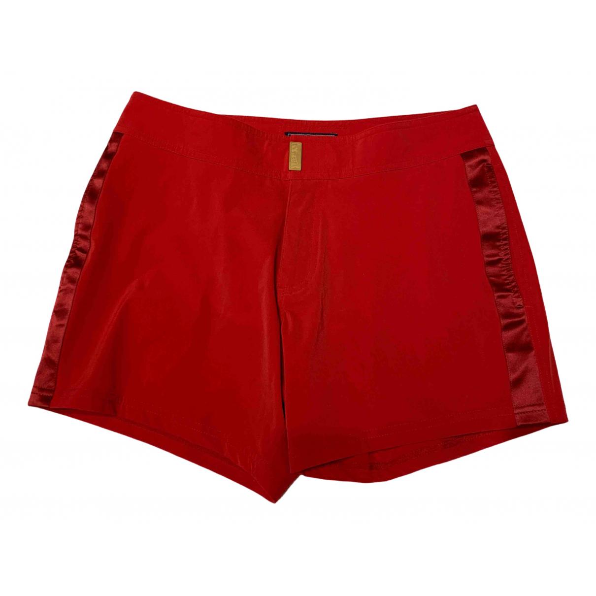 Vilebrequin \N Badeanzug in  Rot Synthetik