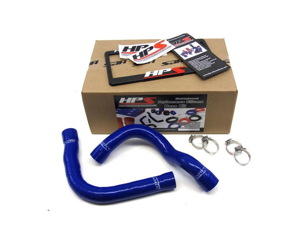 HPS Blue Reinforced Silicone Radiator Hose Kit Coolant for BMW 92-99 E36 318