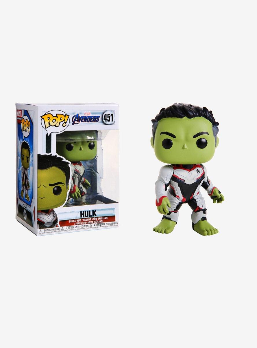 Funko Pop! Marvel Avengers: Endgame Hulk Vinyl Bobble-Head