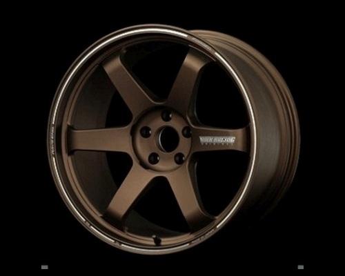 Volk Racing WVDU235EA TE37 Ultra Wheel 19x8.5 5x114.3 35mm Bronze