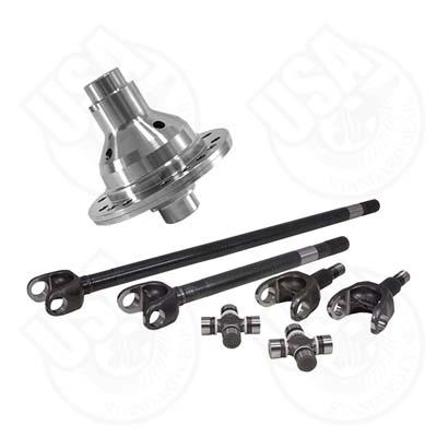 Jeep Grizzly Locker Kit 30 Spline Inner 27 Spline Outer 2 Spicer Joints Jeep TJ XJ YJ ZJ 4340 Chrome Moly Axle USA Standard Gear ZA W24160-YGL