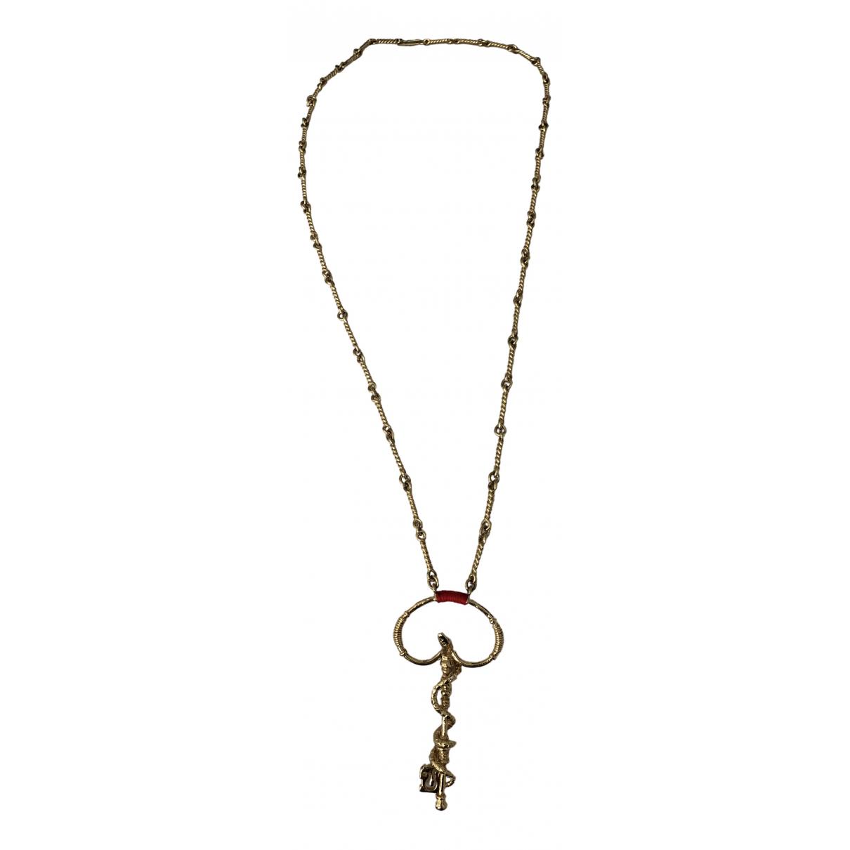 Aurelie Bidermann \N Gold Metal pendant for Women \N