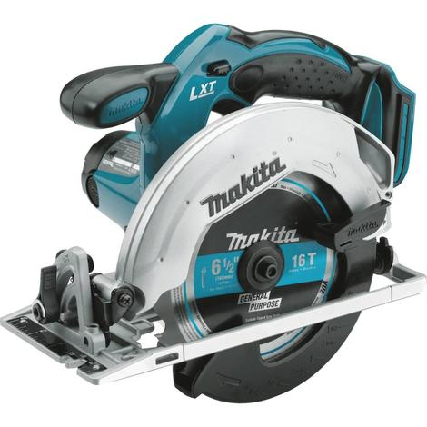 Makita 18 Volt Lxt® Lithium-Ion Cordless 6-1/2 in. Circular Saw, Tool Only