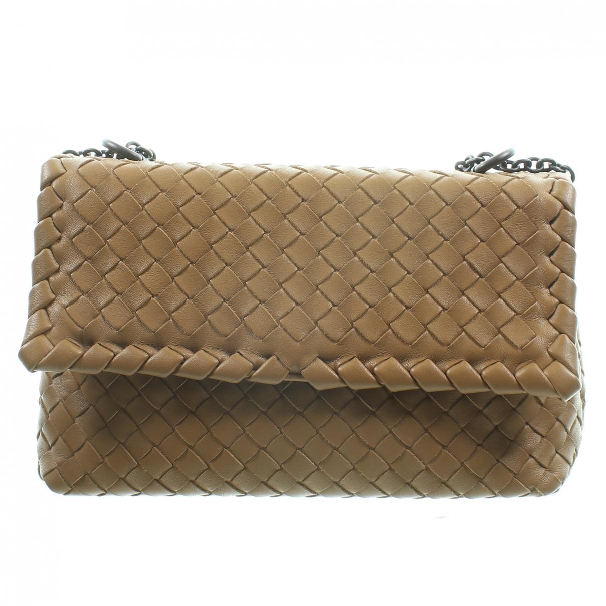 Bottega Veneta Olimpia Brown Leather handbag for Women \N
