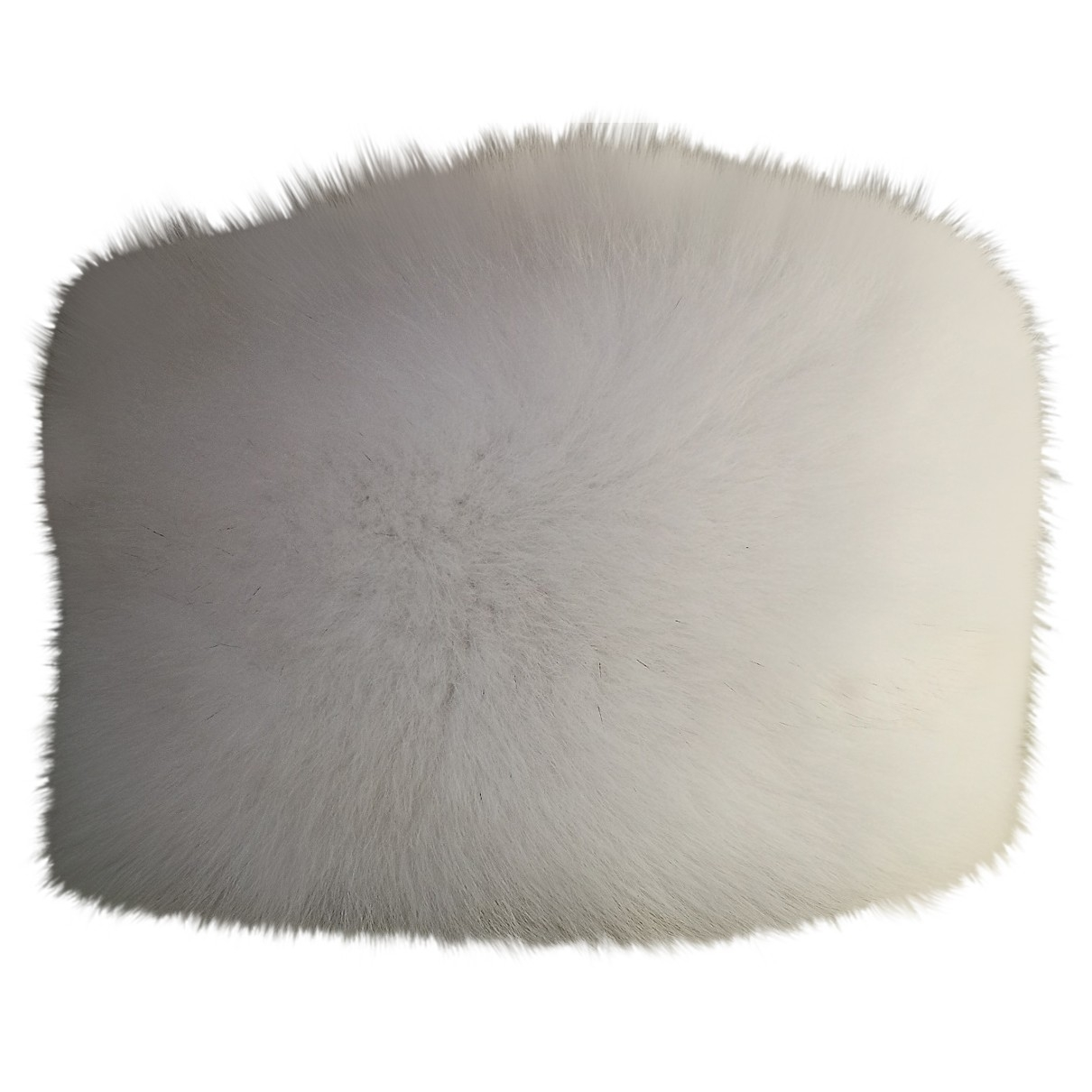 Saga Furs \N White Fox hat for Women S International