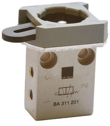 RS PRO 3/2 Spool Valve BA 311 Series