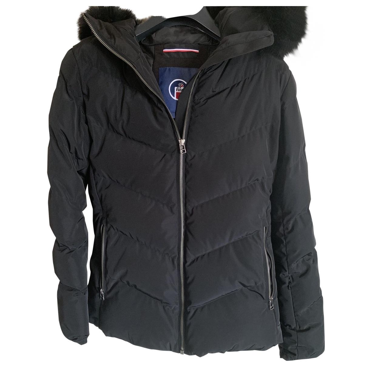 Fusalp \N Black coat for Women 40 FR