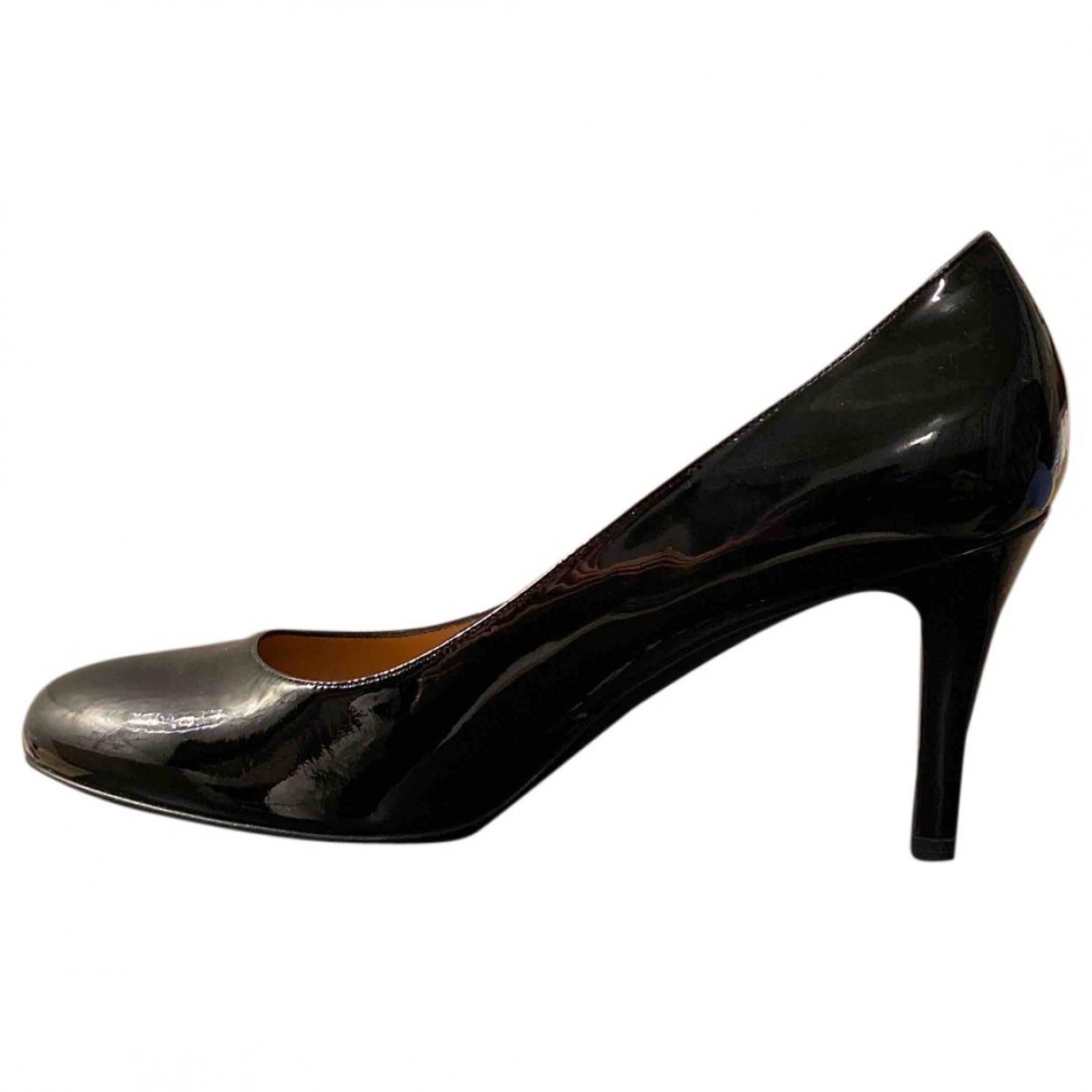 Fratelli Rossetti - Escarpins   pour femme en cuir - noir