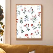 Floral Print Wall Print