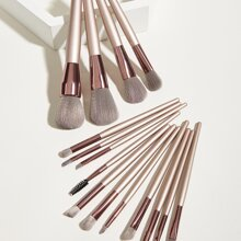 15pcs Soft Makeup Brushes Set