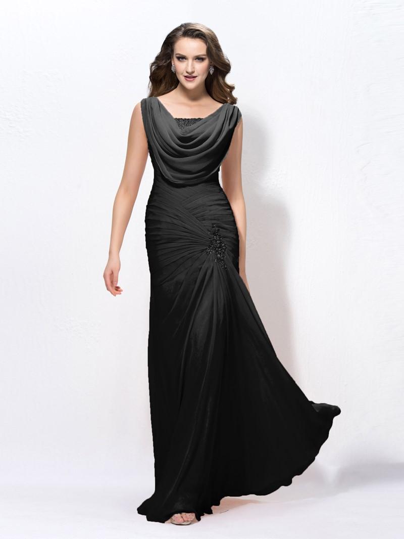Ericdress Charming Scoop Trumpet/Mermaid Evening Dress