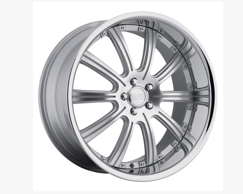 Concept One C748 2010 43 5P CSF-A RS-10 Silver Wheel 20x10 5x112 43mm