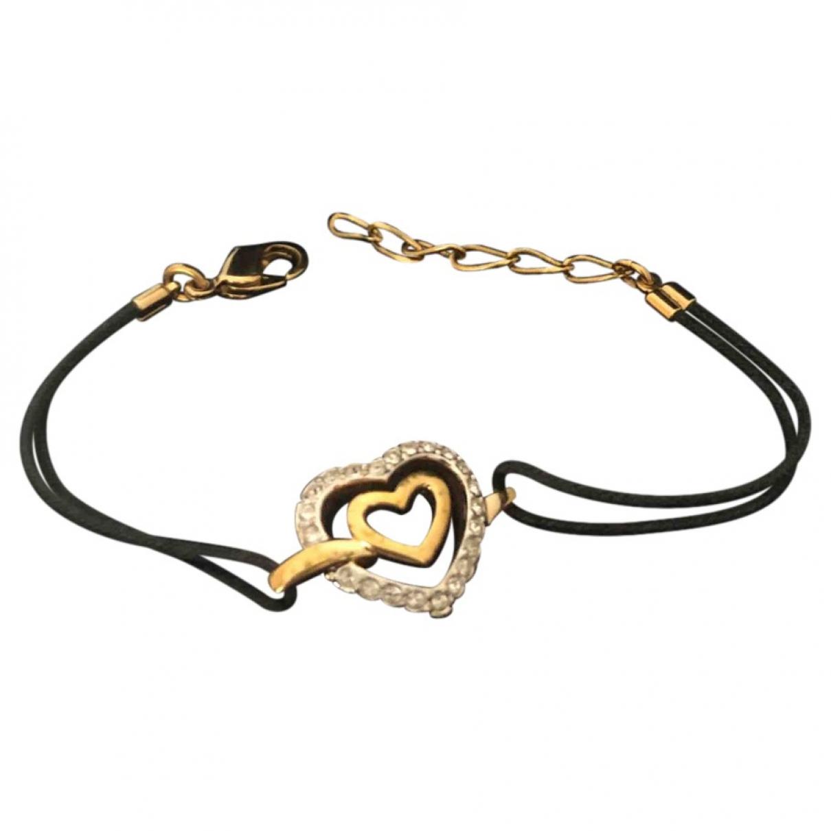 Swarovski \N Armband in  Gold Vergoldet