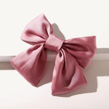 Bow Knot Decor Hair Clip