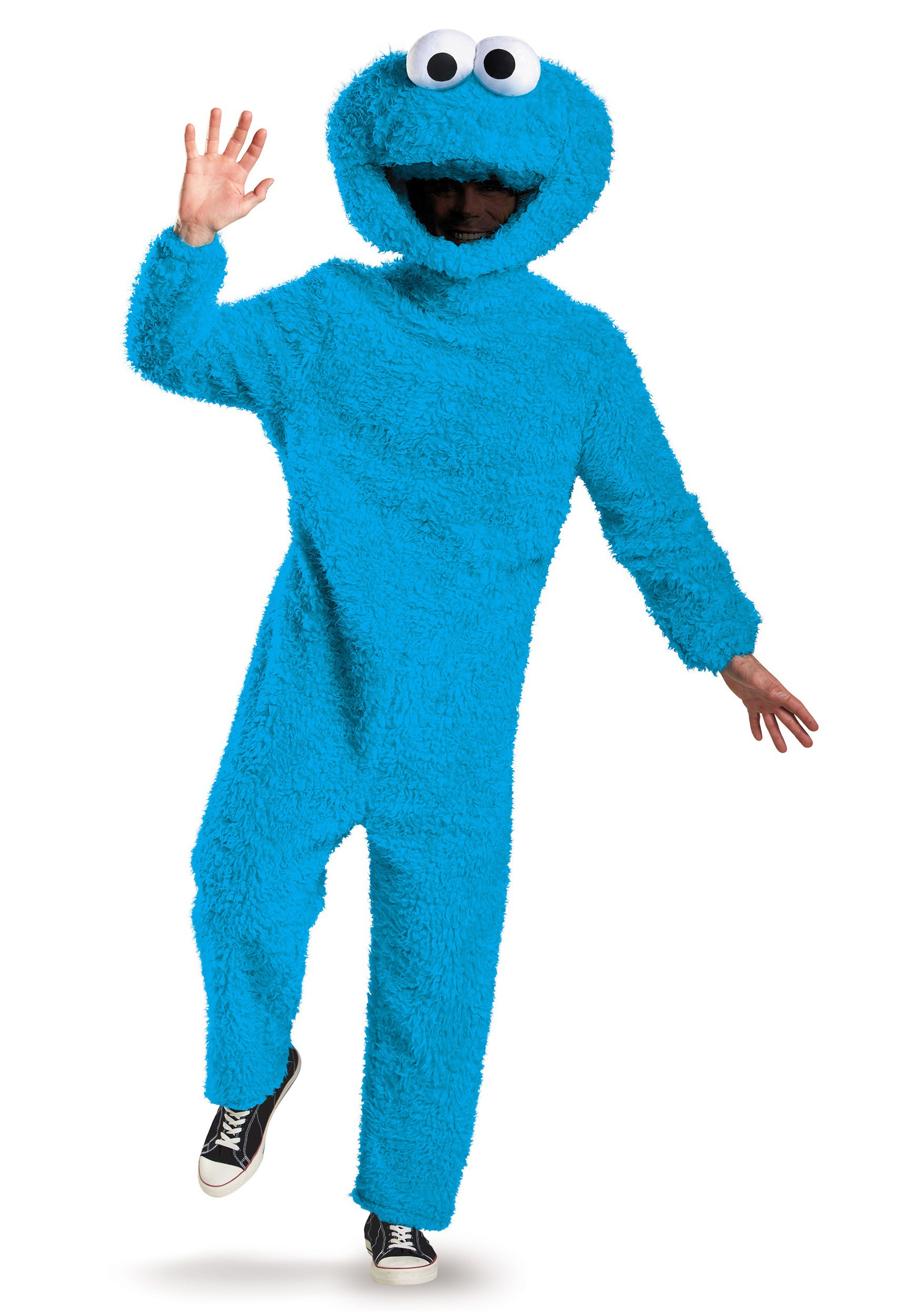 Prestige Cookie Monster Costume for Adults