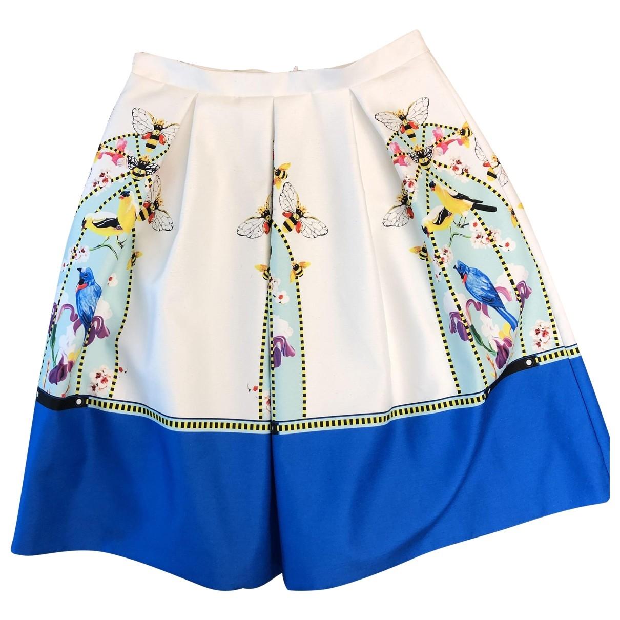 Piccione.piccione \N Multicolour skirt for Women 44 IT