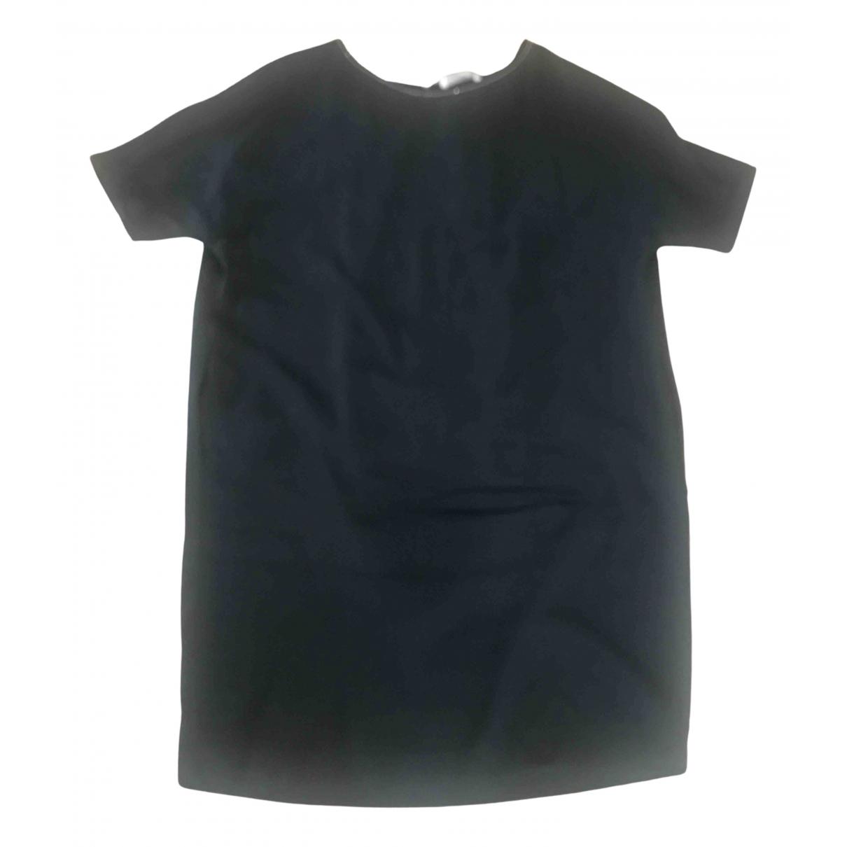 Fabiana Filippi \N Black dress for Women 46 IT