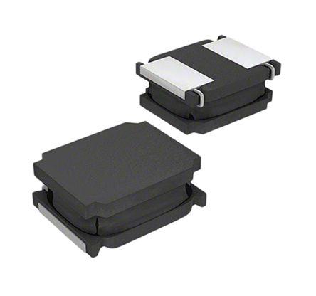 Wurth Elektronik Wurth, WE-LQS, 4012 Shielded Wire-wound SMD Inductor 100 μH Moulded 430mA Idc (5)