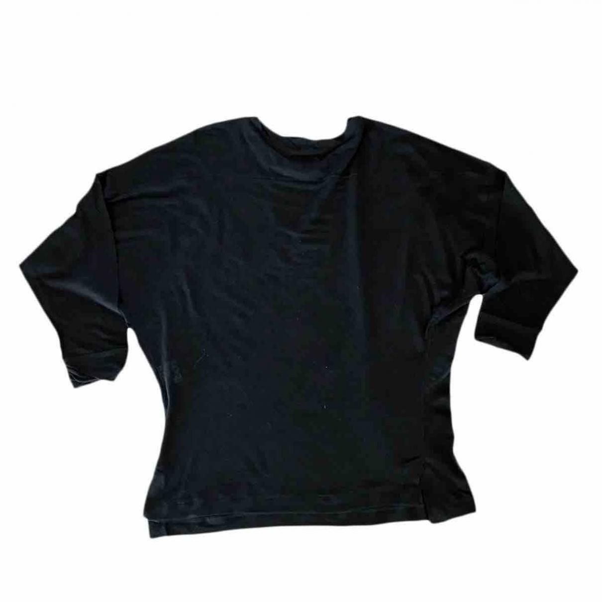 Vivienne Westwood Anglomania - Top   pour femme en coton - noir