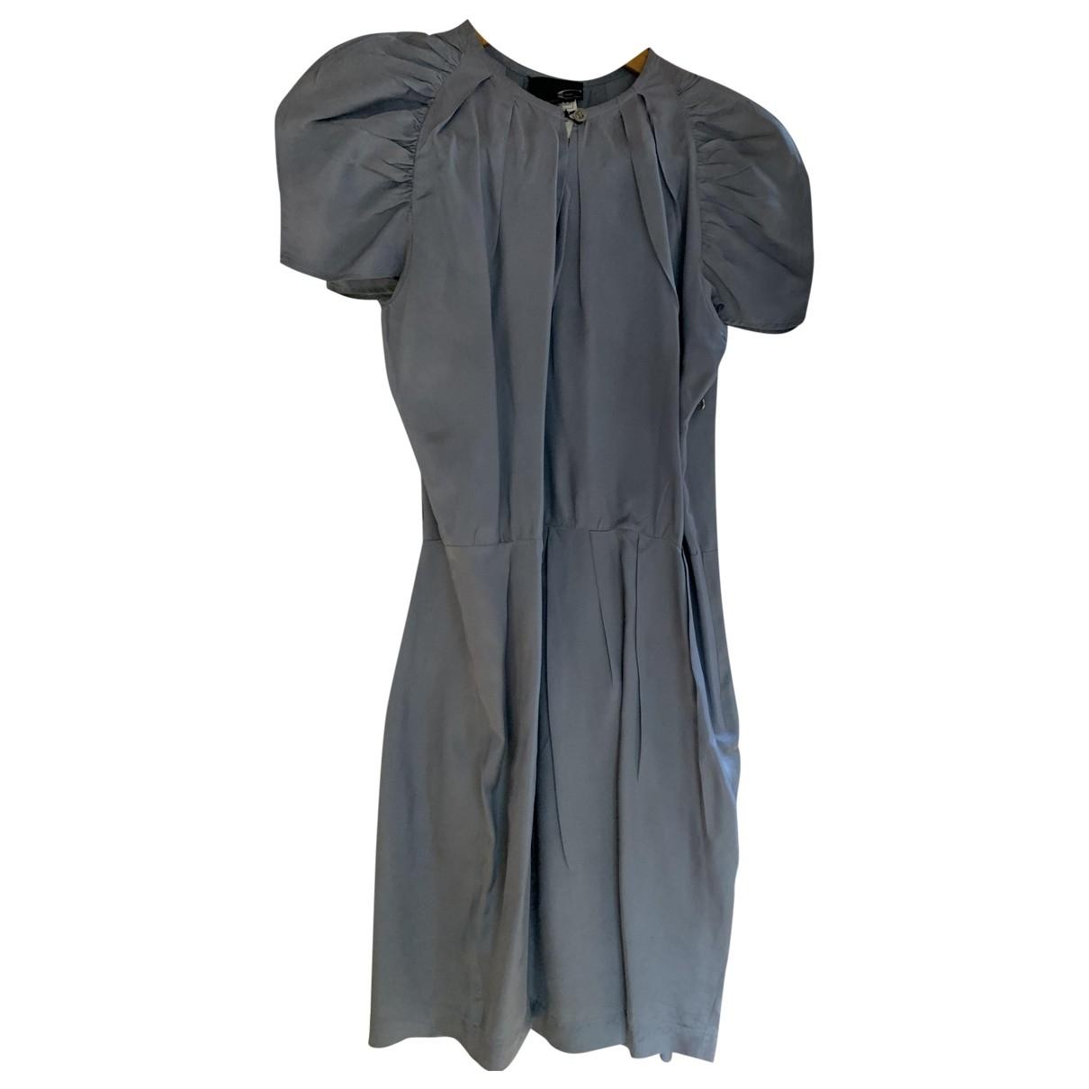 Just Cavalli \N Blue dress for Women 42 IT