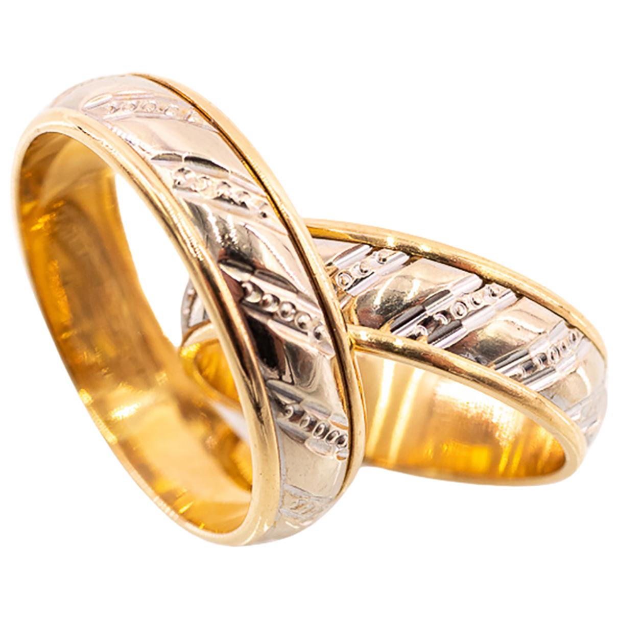 - Bague Alliance pour femme en or blanc - argente