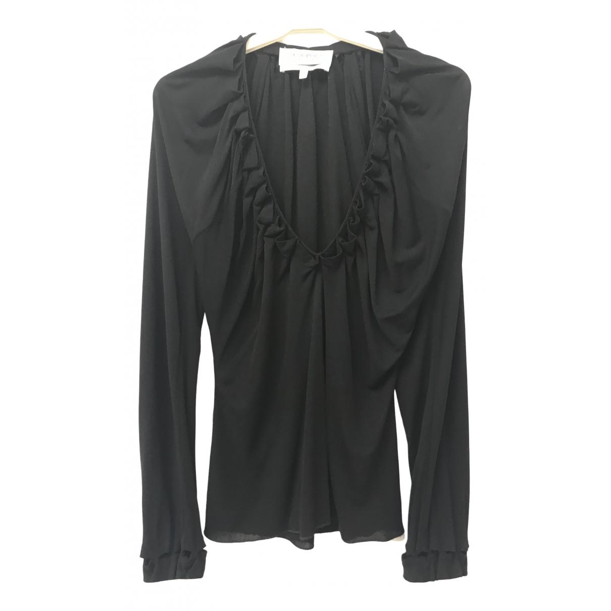 Yves Saint Laurent \N Black  top for Women S International