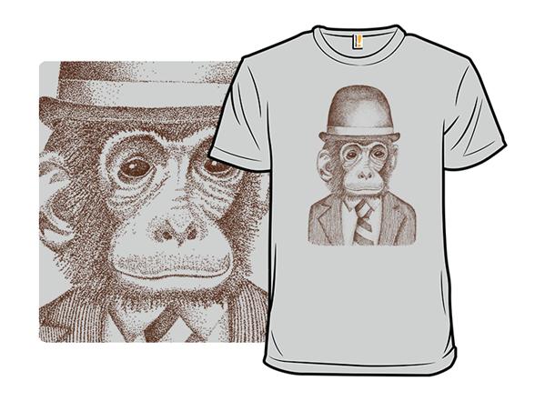 Reverse Tarzan Remix T Shirt